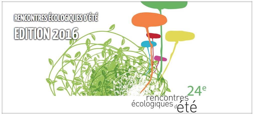 Sites de rencontres écologiques