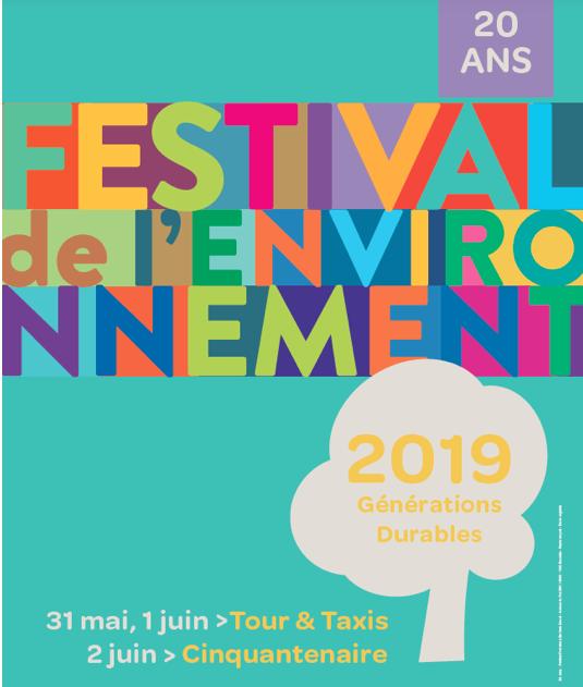 Calendrier Fete Prenom 2019.Festival De L Environnement 2019 Save The Date